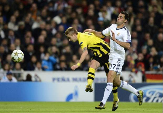 Real Madrid 2 - 2  Dortmund