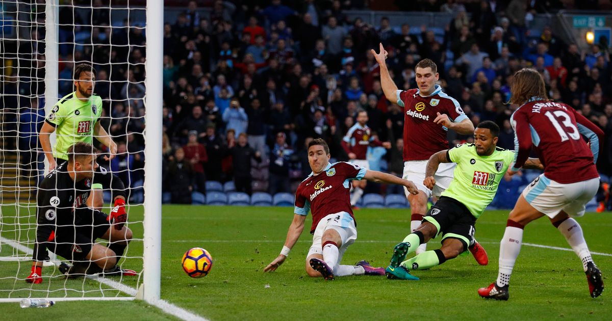 Burnley 3 - 2  Bournemouth