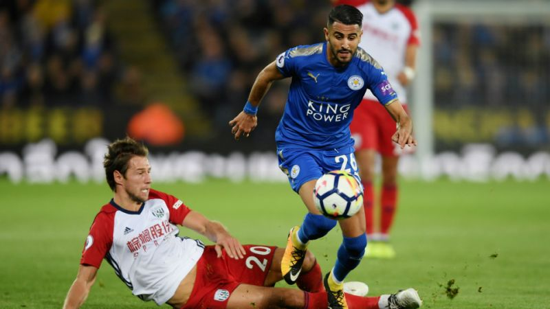 Leicester City 1-1 West Brom