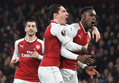 Arsenal 3-1 Milan