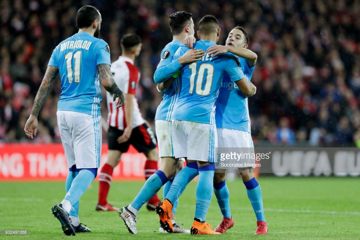Athletic Bilbao 1-2 Marseille