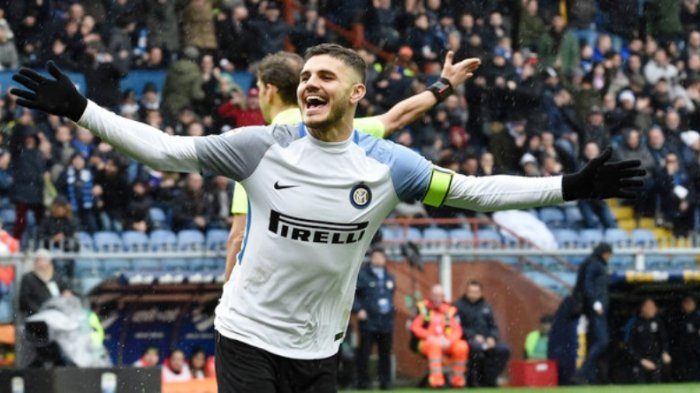 Sampdoria 0-5 Inter Milan