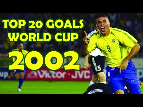 World Cup 2002 - Top 20 Goals