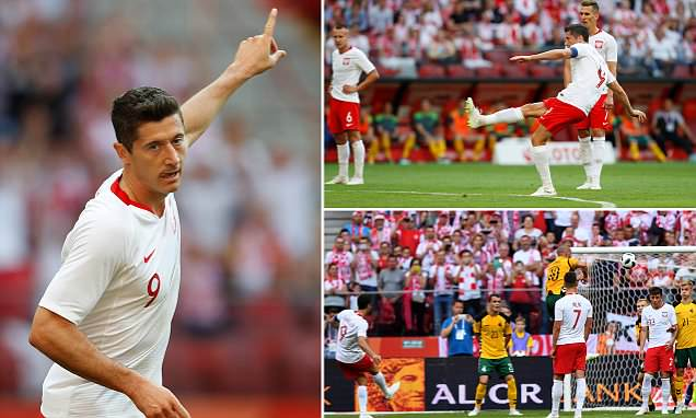 Poland 4-0 Lithuania