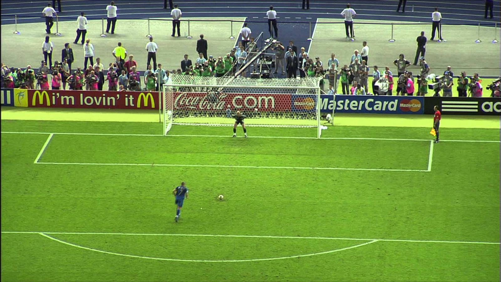Pháp - Ý Penalty WC 2006