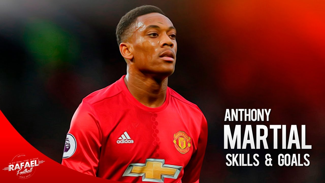 Anthony Martial - Skills & Goals 2017/2018(Nguồn: Youtube)