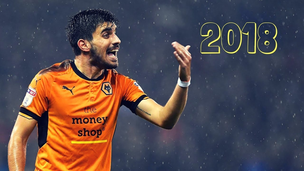 Ruben Neves - The New Pirlo - 2017/2018 (Nguồn: Youtube)