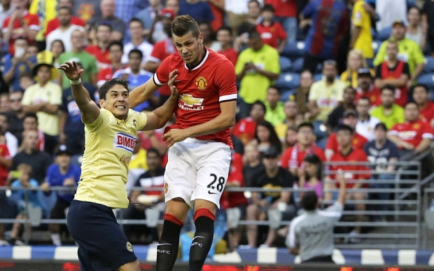 Manchester United 1-1 Club America (Nguồn: Youtube)