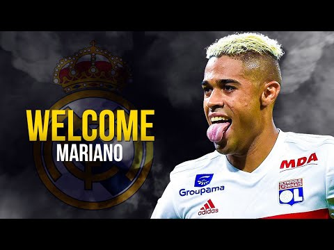 Mariano Diaz - Welcome back to Real Madrid (Nguồn: Youtube)
