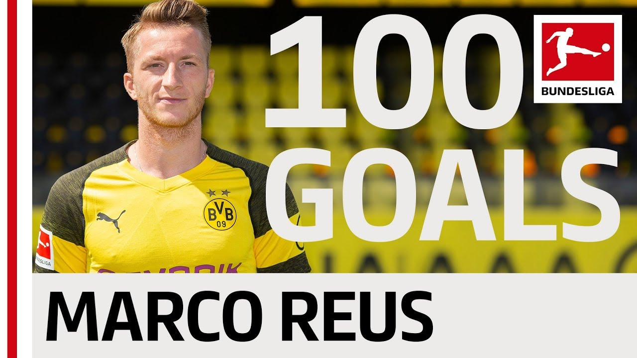 Marco Reus - All 100 Bundesliga Goals (Nguồn: Youtube)