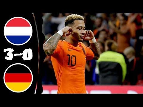 Netherlands 3-0Germany (Nguồn: Youtube)